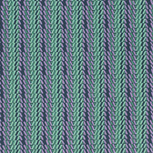 Amy Butler PWAB151 Bright Heart Rhythm Stripe Dusk Cotton Fabric By Yard
