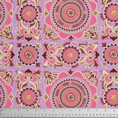 Amy Butler PWAB154 Dream Weaver Mantra Violet Cotton Fabric By Yard