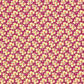 Amy Butler PWAB163 Eternal Sunshine Pansies Cerise Cotton Fabric By Yard