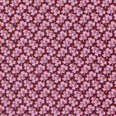 Amy Butler PWAB163 Eternal Sunshine Pansies Amber Cotton Fabric By Yard