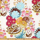Anna Maria Horner AH37 LouLouThi Summer Totem Tart Cotton Fabric By Yd