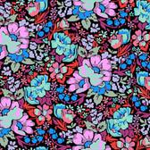 Anna Maria Horner PWAH083 Floral Retrospective Overachiever Velvet Fabric By Yd