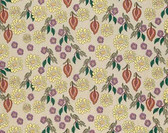 Kathy Doughty Flock Together PWMO009 Field Of Flowers Traditional Fabric By Yd