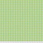Shannon Newlin Garden Dreams PWSN0016 Dots Green Cotton Fabric By Yd