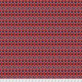 Shannon Newlin Garden Dreams PWSN0015 Watermelon Red Cotton Fabric By Yd