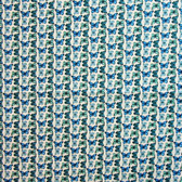 Blank Quilting 8729-070 Bookshop Sm.Butterflies Blue Cotton Fabric By Yard