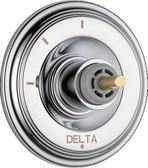 Delta T11897-LHP 3 Function Diverter Trim without Handle, Chrome