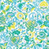 Jennifer Paganelli PWJP126 Sunny Isle Claire Sky Cotton Fabric By Yard
