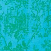 Jennifer Paganelli PWJP127 Sunny Isle Amber Green Cotton Fabric By Yard