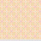 Erin McMorris Echo PWEM102 Spring Water Peach Fabric By The Yard