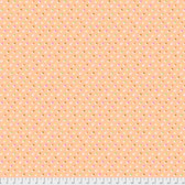 Erin McMorris Echo PWEM104 Glow Dots Peach Fabric By The Yard