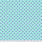 Tula Pink PWTP118 All Stars Pom Poms Petunia Cotton Fabric By Yard