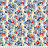 Coats PWCC007 Daisy Daze Bouquet Multi Cotton Quilting Fabric By Yd