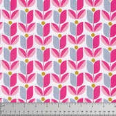 Joel Dewberry PWTC040 True Colors Tulip Pink Cotton Fabric By Yard