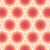Joel Dewberry Florabelle PWJD151 Echo Bloom Sedona Cotton Fabric By Yd