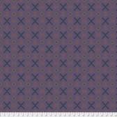 Joel Dewberry Avalon PWJD158 Squared Midnight Cotton Fabric By Yd