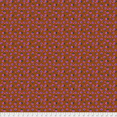 Anna Maria Horner Passion Flower PWAH131 Keys Toffee Cotton Fabric By Yd