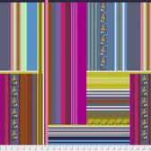 Anna Maria Horner Passion Flower PWAH126 Belonging Magenta Cotton Fabric By Yd