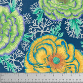 Philip Jacobs PWPJ078 Henley Midnight Cotton Quilting Fabric By Yard
