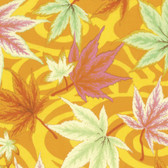 Philip Jacobs PWPJ080 Maple Stream Ochre Cotton Quilting Fabric By Yard