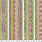 Keiko Goke How Do You Do PWKG006 Dot Parade Green Cotton Fabric By Yard