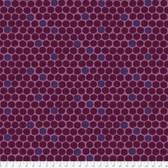 Keiko Goke How Do You Do PWKG007 Marbles Purple Cotton Fabric By Yard