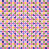Jane Sassaman Spring Fever PWJS098 Checkerboard Indigo Cotton Fabric By Yard