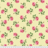Verna Mosquera Kiss Goodbye PWVM191 Cottage Roase Luminaria Cotton Fabric By Yd