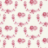 Tanya Whelan PWTW138 Shade Of Rose Trellis Red Cotton Fabric By The Yard