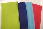 Tula Pink Solids Assortment HYB1009 Cotton Fabric Half Yard Bundle