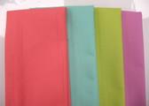Tula Pink Solids Assortment HYB1010 Cotton Fabric Half Yard Bundle