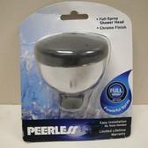Peerless 616C160BG Chrome Full Spray Shower Head