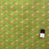 Victoria and Albert PWVA011 Garthwaite Scallop Pink Fabric By Yard