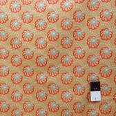 Victoria and Albert PWVA011 Garthwaite Scallop Neutral Fabric By Yard