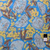 Melissa White PWMW006 Misaki Delft & Mimosa Jaipur Fabric By Yard