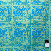 Melissa White PWMW009 Misaki Shanghai Cutouts Eido Fabric By Yard