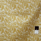 Mark Cesarik PWMC030 Summer Camp Ferns Taupe Fabric By The Yard