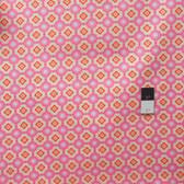 Dena Designs PWDF109 Taza Geo Fuchsia Fabric By Yard