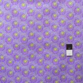Victoria and Albert PWVA011 Garthwaite Scallop Purple Fabric By Yard