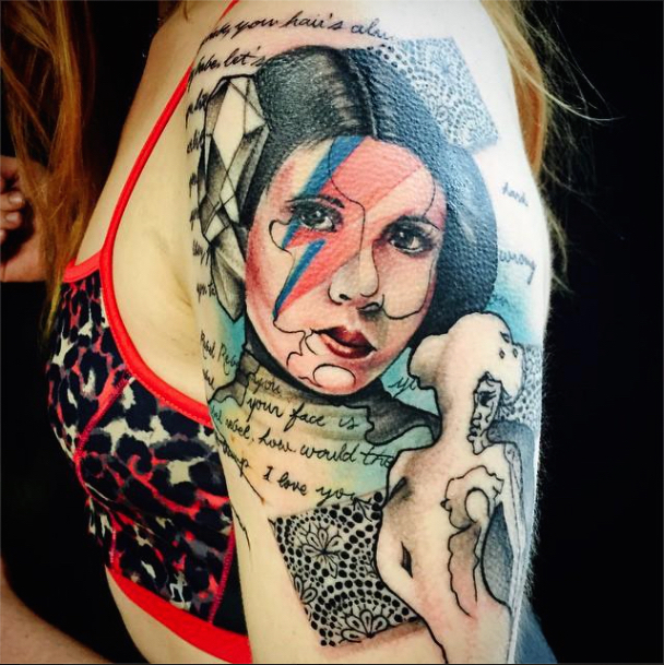 10 Beautifully Badass Tattoos Controse