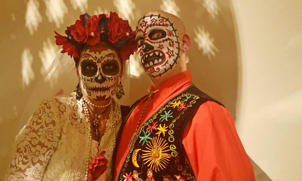 b37e463b8d1 Day of the Dead Sugar Skull - Meaning, Origin and Symbol Popularity ...