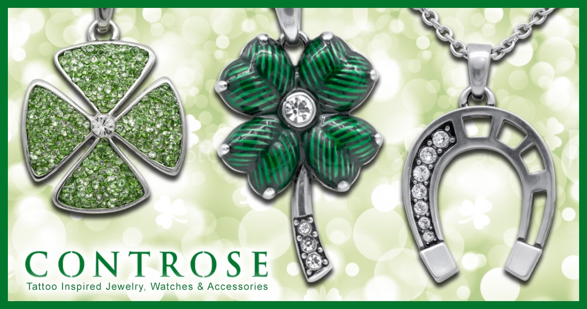 St. Patrucj's Day Jewelry