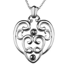 Mystique - Symbol with Stones Necklace