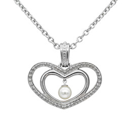 Purity of Hearts Necklace