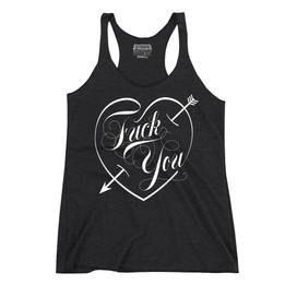 Fuck You Love Women's Tank