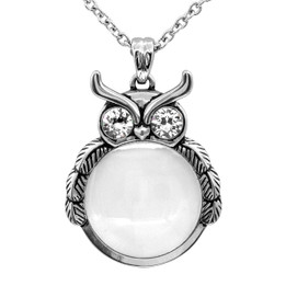 Owl Mystic Necklace