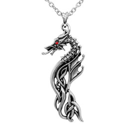 Dragon Tribal Necklace