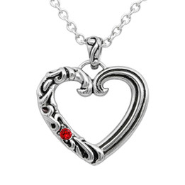 Enchanted Love Heart Necklace