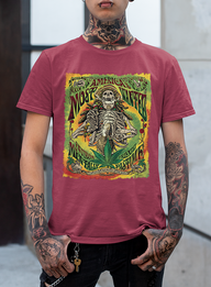 "New Men's ""Most Wanted"" Tee"