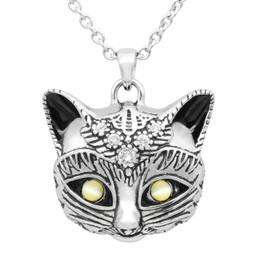 Cat Necklace - Nine Lives